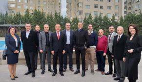 ÇATIDER Yönetim Kurulu Başkanlığına Yaşar Şenal seçildi