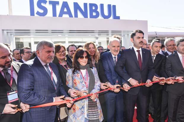 Çevre ve Şehircilik Bakanı Murat Kurum MIPIM 2019'un Türkiye'nin fuar açılışını gerçekleştirdi