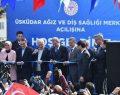 Anadolu Yakası'nın en kapsamlı diş hastanesi 'Üsküdar Ağız ve Diş Sağlığı Merkezi' açıldı