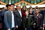 İçişleri Bakanı Süleyman Soylu'dan Nevmekân Sahil ziyareti