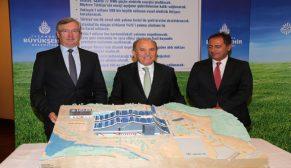 İstanbul'un geleceğini aydınlatacak proje için imzalar atıldı
