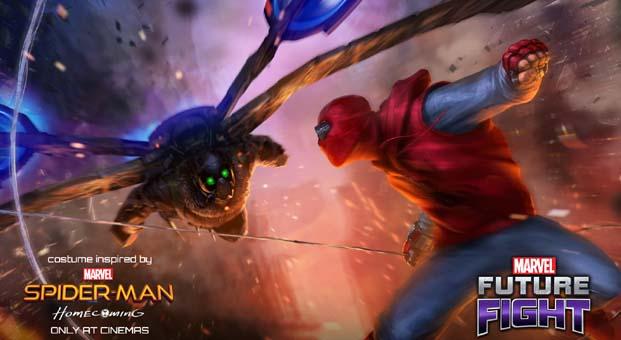 Örümcek Adam'ın ezeli düşmanları MARVEL Future Fight'a katılıyor