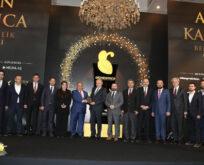 Ümraniye Belediyesi bu yıl da Altın Karınca Belediyecilik ödülüne layık görüldü