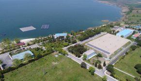 İBB Türkiye'nin ilk Yüzer Güneş Enerji Santralini kurdu