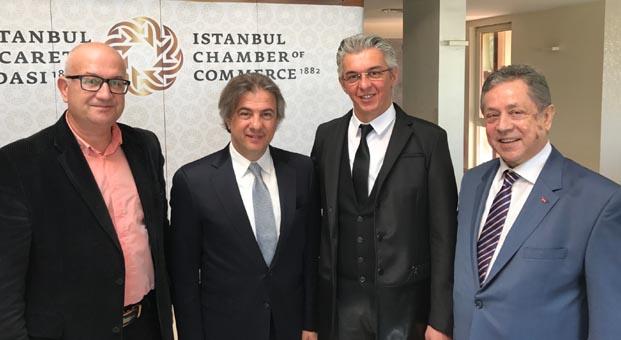Türk gayrimenkulünün önemli temsilcileri İTO çatısı altında bir araya geldi