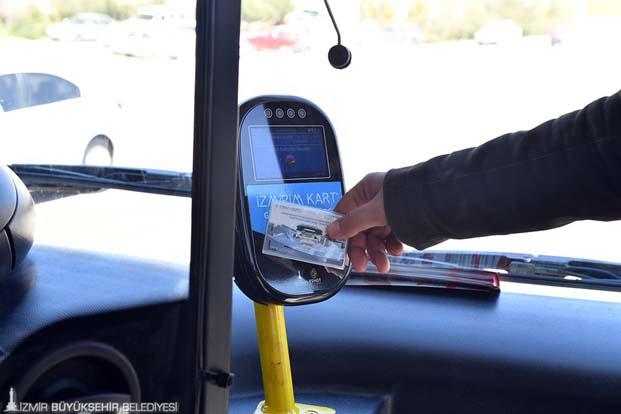 """Toplu ulaşımda """"Tükenmez kart"""" geliyor"""
