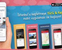 """İstanbul'u """"Yürü & Keşfet"""""""