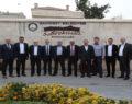 TDBB Ekim Ayı Yönetim Kurulu Toplantısı Şahinbey'de yapıldı