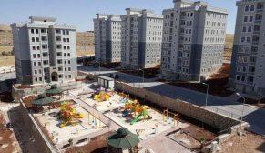 Şanlıurfa'da 72 konuta bin 148 başvuru yapıldı