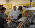 Başkan Topbaş Şile Bezini tanıttı