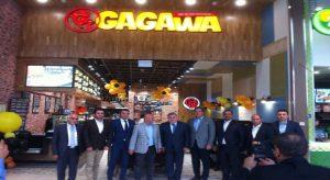 Ödüllü lezzetlerini GAGAWA markasıyla yurt dışındaki lezzetseverlerle buluşturan Tavuk Dünyası