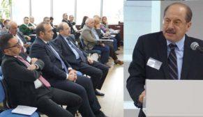 Türkiye Hazır Beton Birliğinin 33. Olağan Genel Kurul Toplantısı yapıldı