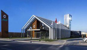 Ergün Mimarlık Projesi:3S Firuze Konakları Satış Ofisi