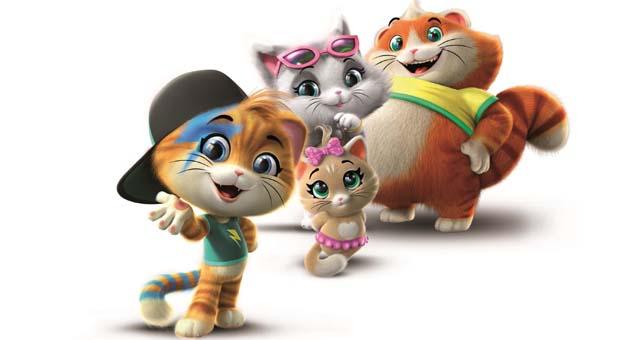 Adore Oyuncak merakla beklenen 44 Kedi oyuncaklarını çocuklarla buluşturuyor