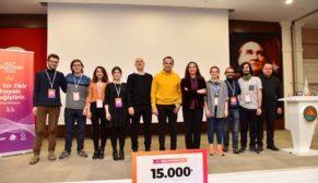 Ahşap MDF/Parke sektörünün ve Akdeniz'in ilki AGT Ideathon 2020'nin kazananları belli oldu