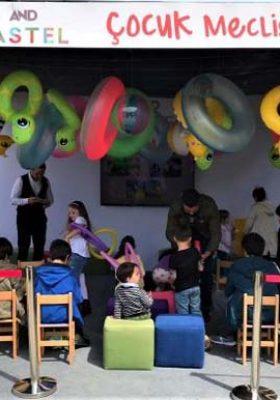AND Pastel Çocuk Meclisi'nde söz çocukların