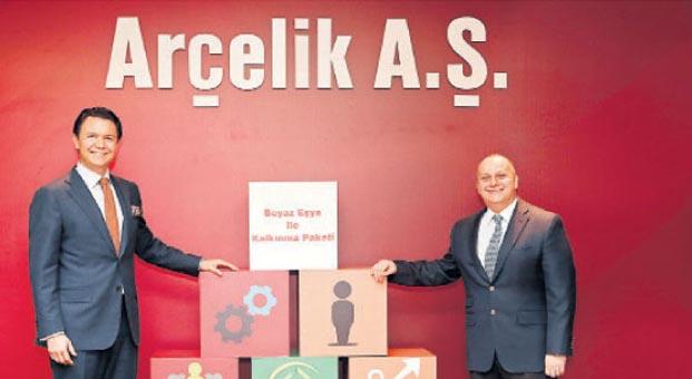 Arçelik'ten ÖTV indirimine 'kalkınma paketi' ile destek