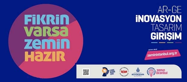 """Yerli ve milli ürün üretmek için """"Zemin İstanbul"""""""