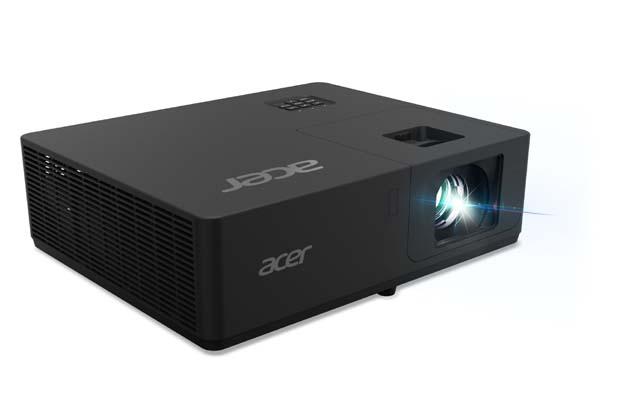 Acer, iddialı kurumsal ve eğitimsel kullanımlar için yeni lazer projektörlerini duyurdu