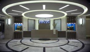 Y Kuşağı İçin Şekillendirilen Yalın Tasarım: Aktif Group Yönetim Binası