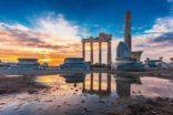 Kış mevsiminde Antalya bir başka