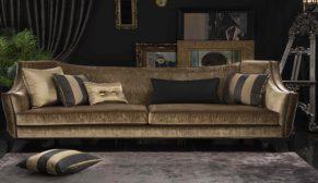 Son yılların mobilya trendi Art Deco yükselişe geçti