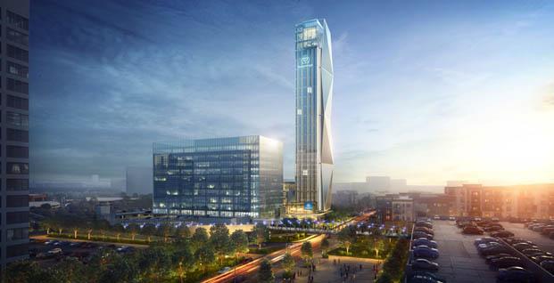 thyssenkrupp, Amerika'daki yeni şirket merkezini Atlanta'da kuruyor