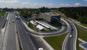 Avrasya Tüneli,dünyanın en saygın yeşil bina sertifikası'nı almaya hak kazandı
