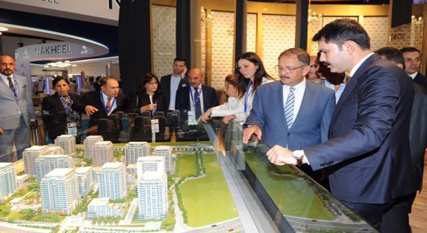 Bakan Özhaseki: Türkiye 183 ülkeye gayrimenkul satıyor