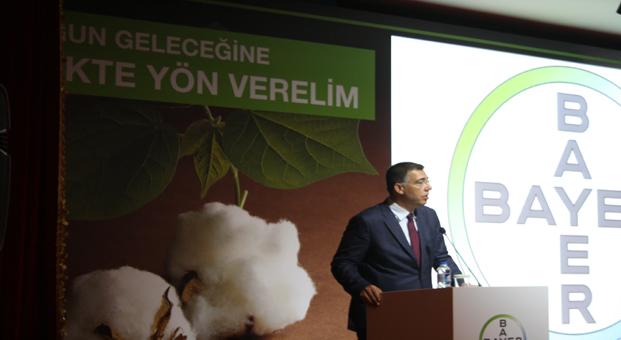 Bayer Türkiye'nin 1 Milyon Tonluk Pamuk Üretim Hedefini Destekliyor