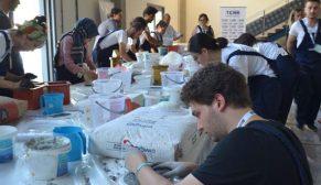 Geleceğin mimarları Abdullah Gül Üniversitesi'nde buluştu