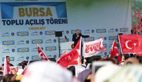 TOKİ' den Bursa'ya 2 milyar yatırım