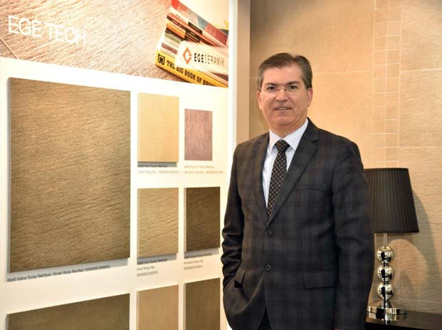 Ege Seramik, 2018 yılındaTürkiye'nin En Değerli 100 Markası arasında
