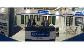 Assan Panel Batimatec Cezayir Fuarı'na katıldı