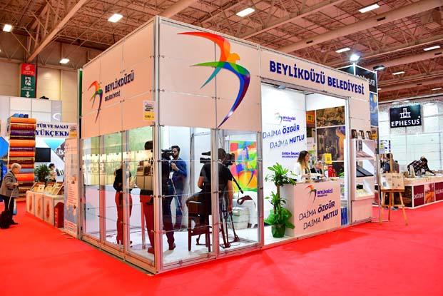 37. Uluslararası İstanbul Kitap Fuarı'nda Beylikdüzü Belediyesi de yerini alıyor