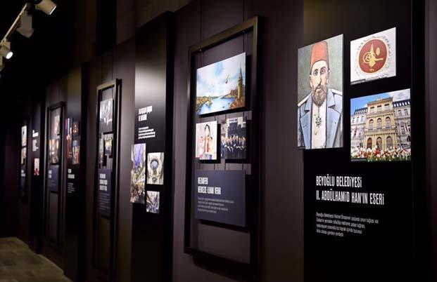 Beyoğlu'nda Bir Hoş Sada sergisi açıldı