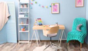 Kolay temizlenen Comfort boyayla lekesiz ve pürüzsüz duvarlar