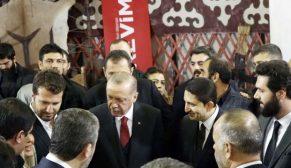 Cumhurbaşkanı Recep Tayyip Erdoğan Birevim Standı'nı ziyaret etti