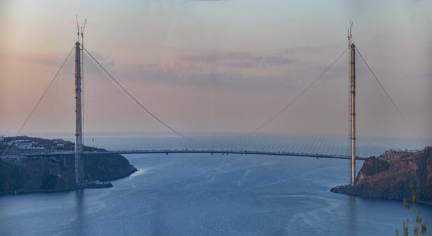 Yavuz Sultan Selim Köprüsü'nde de Bosch Rexroth teknolojisi var…