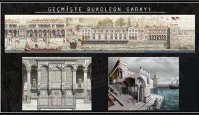 İstanbul Büyükşehir Belediyesi 1610 yaşındaki Boukoleon Sarayını restore edecek