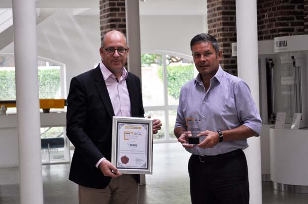 REHAU, Sürdürülebilir Bina ödülü kazandı