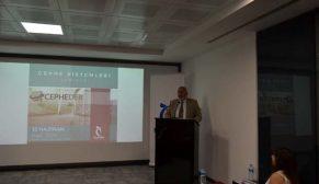 CEPHEDER, Balıkesir Ticaret Odası'nda seminer verdi