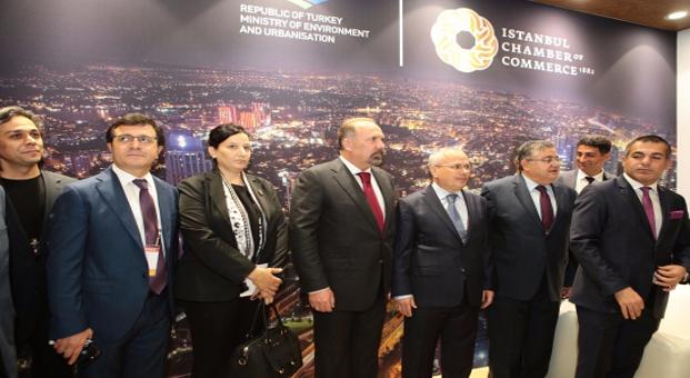 Bakan Yardımcısı Ceylan, Proestate Uluslararası Emlak ve Yatırım Forumu'na katıldı