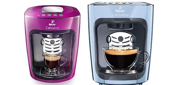 Rengarenk Cafissimo mini kahve makineleri ile kışın kahve keyfi daha da renkli