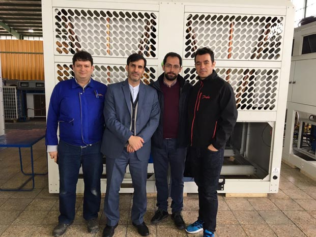 Danfoss Türkiye'den İranlı iş ortaklarına destek