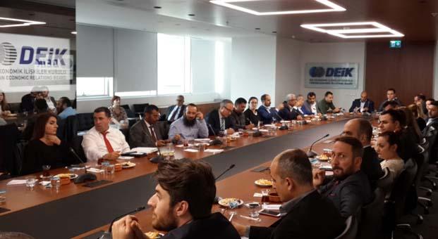 DEİK – Türk Yemen İş Konseyi Yemen için düğmeye bastı