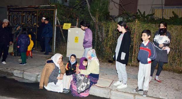 7.1 büyüklüğünde deprem Türkiye'de de hissedildi