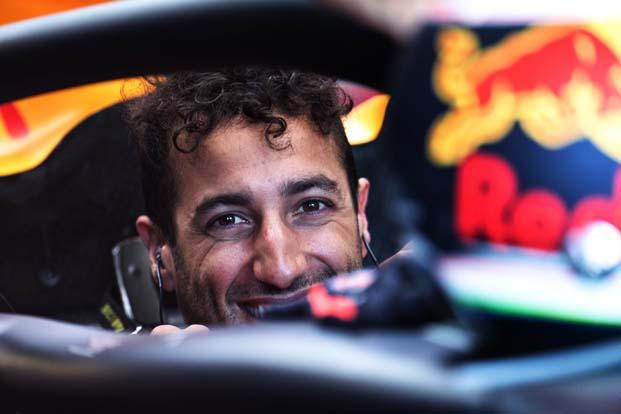 Daniel Ricciardo Renault Sport Formula 1 takımında yarışacak