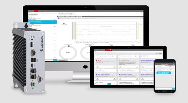 Rockwell Automation Anlık Cihaz Analitiği ve Sahada İşbirliği için Yeni Enstrümanlar Sunuyor