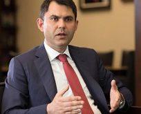 Murat Kurum: Üretmeye devam ediyoruz